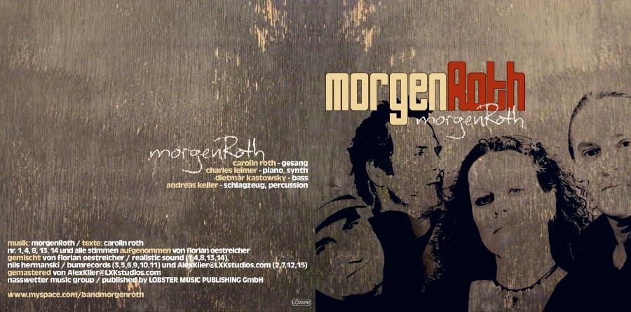 morgenRoth CD